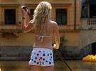 Stand Up Paddleboarding na Vltavě