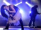 V Praze 17. června 1012 koncertovala skupina Evanescence.