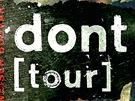 Plakát k doprovodnému turné filmu Don ́t Stop