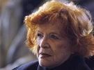 Ve v�ku 87 let zem�ela 16. �ervna here�ka Jaroslava Adamov� (na archivn�m