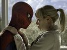 Čočky na Spider-Manově masce vyrobila společnost, která se specializuje...