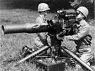 SACLOS se hojně používá u protitankových systémů například amerických M220 TOW