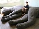 Pohovku Cat Sofa navrhli designéři z belgické studia Unfold.