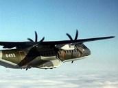 Transportn� letoun C-295 CASA �esk�ch vzdu�n�ch sil