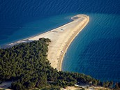 Zlatni Rat, Bra