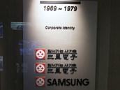 Logo Samsung z let 1969 - 1979