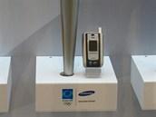Olympijsk� telefony Samsung - At�ny