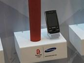 Olympijsk� telefony Samsung - Peking