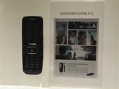 Modely Samsung, kter�ch se prodalo v�ce ne� 10 milion� kus� - SGH-D900 (2006)
