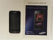 Modely Samsung, kter�ch se prodalo v�ce ne� 10 milion� kus� - Star (2009)