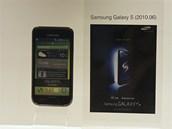 Modely Samsung, kter�ch se prodalo v�ce ne� 10 milion� kus� - Galaxy S (2010)