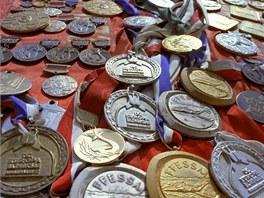�avar� Karapetjan za sv�j �ivot nasb�ral p�es 130 medail�. Mimo jin� je dr�itel