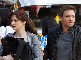 Z filmu Bourneův odkaz
