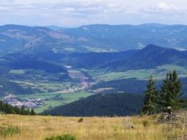 Slovenský ráj ze Stolice