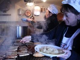Němci nechávají v běžných restauracích spropitné kolem deseti procent, jen když