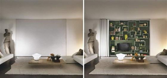 řada nábytku Et Voila od značky LAGO