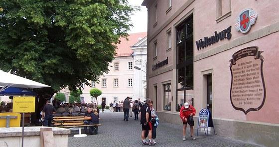 Údajně nejstarší pivovar na světě najdete ve Weltenburgu poblíž Lehleimu v