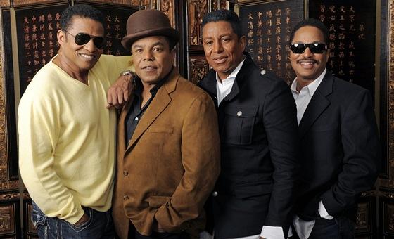 The Jacksons neboli Jackie Jackson, Tito Jackson, Jermaine Jackson a Marlon