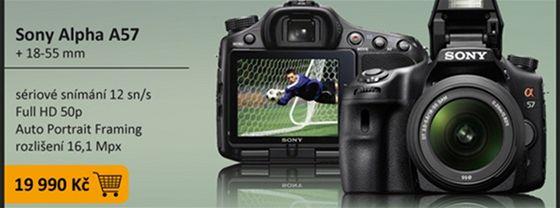 Dogit�ln� fotoapar�t na sport