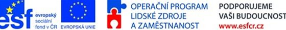 logo Operan program lidsk zdroje a zamstnanost
