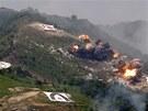 Spole�n� pozemn� man�vry USA a Ji�n� Koreje (22. �ervna 2012)