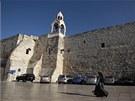 Chr�m narozen� P�n� v Betl�m�, kde se podle k�es�an� narodil Je�� Kristus