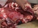 Původní kus masa, který na první pohled nelze využít.