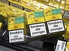 Přes 200 000 cigaret zabavili celníci na dálnici D2 v havarovaném autě poblíž