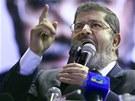 Muhammad Murs� je nov�m prezidentem Egypta