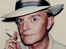 Truman Capote, jak jej zachytil jeho p��tel Andy Warhol.