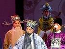 Z představení Rudý útes Pekingské opery