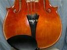 Tak vypadaly jedny z ukradených houslí.