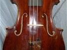 Zloděj vzal i housle vyrobené dva roky po smrti rakouského císaře Josefa II.