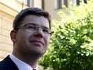 Exministr spravedlnosti Ji�� Posp�il hovo�� o d�vodech sv�ho odvol�n� (27.