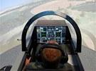 Letci se v Pardubicích zdokonalují v taktice vzdušných soubojů. Nacvičovali...