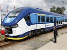 Polsk� vlaky Pesa Link II, kter� budou v �esku jezdit pod n�zvem RegioShark,
