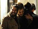Adele s přítelem Simonem Konecki a jejich psem