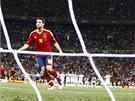 HOTOVO. Cesc Fabregas v páté sérii proměňuje a Španělsko jde do třetího finále