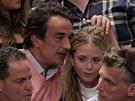 Olivier Sarkozy a Mary Kate Olsenová