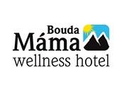 logo Bouda Máma wellness hotel
