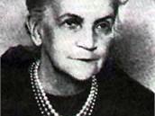 Polsk� sociolo�ka Maria Ossowska (1896-1974)