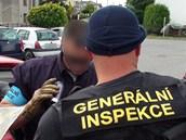 GIBS zadr�ela 9 lidí, t�i z nich byli policisté