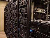 Servery ukládají terabajty videí (dřív podobnou práci zastávalo několik stovek