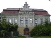 Zámek Cetechovice