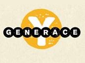 Logo webu Generace Y, který vznikl v rámci projektu IPN Podpora technických a