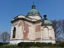 Hrobka Pallavicinů v Jemnici na Třebíčsku