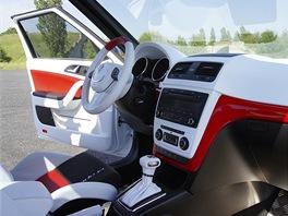 Škoda Yeti upravená společností Benet jako koncept BT Etape
