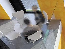 Výzkumné centrum Ostravské univerzity bude mít i odpočinkové zóny.