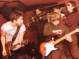 Koncert skupiny Kryštof v roce 2002.