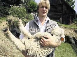Prlov chystá na sobotu Ovčácký den, má podpořit chov ovcí a propagovat i výrobky z ovčího mléka.